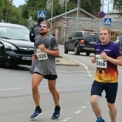 Tallinna Maraton - Roman Eshtokin (2866), Vladislav Loginov (3535)