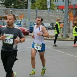 Tallinna Maraton - Sergei Kharitonov (551)
