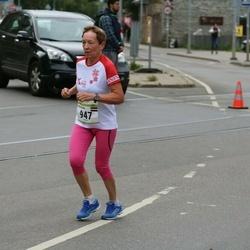 Tallinna Maraton - Valentina Zadereja (947)