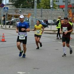 Tallinna Maraton - Villu Lükk (1385), Mark Rubanovitš (2459)