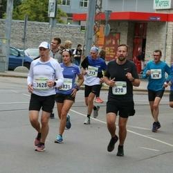 Tallinna Maraton - Martin Schröder (870), Sami Hintsala (3628)