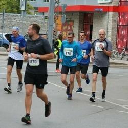 Tallinna Maraton - Juha Helenius (878)