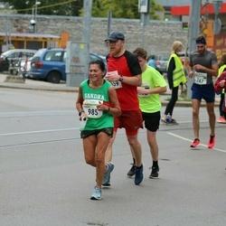 Tallinna Maraton - Sandra Stokes (985)