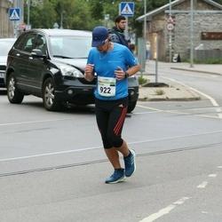 Tallinna Maraton - Kristjan Maasalu (922)