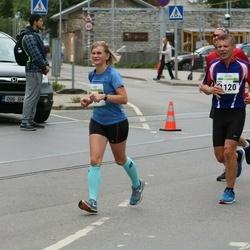 Tallinna Maraton - Airi Tooming (983), Sven Hinn (1120)