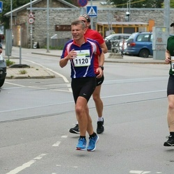 Tallinna Maraton - Sven Hinn (1120), Kaspar Majas (3100)