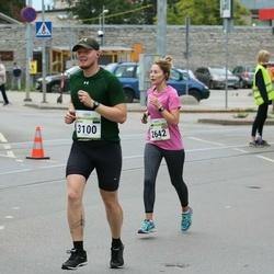 Tallinna Maraton - Anna Olayos (2642), Kaspar Majas (3100)