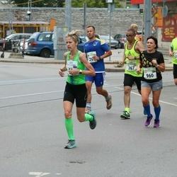 Tallinna Maraton - Eve Talts (59), Tanja Lepik (960)