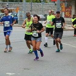 Tallinna Maraton - Tanja Lepik (960), Risto Agur (2204)
