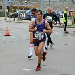 Tallinna Maraton - Igors Senko (2187), Johannes Gudjonsson (3825)