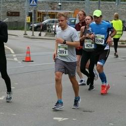 Tallinna Maraton - Ave Nilson (829), Kristjan Tammsaar (2590), Vitali Gavrilin (2891)