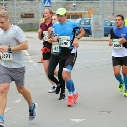 Tallinna Maraton - Marko Käis (1069), Kristjan Tammsaar (2590)