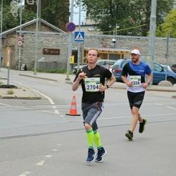 Tallinna Maraton - Ivo Hindreus (2326), Karl Sachris (2704)