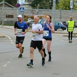 Tallinna Maraton - Klarika Kuusk (71), Ivo Hindreus (2326)