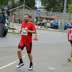 Tallinna Maraton - Tiiu Müürsepp (893), Daniel Clutterbuck (3864)