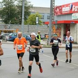 Tallinna Maraton - Samvel Mäemurd (851), Jan Erik Hansen (1208)