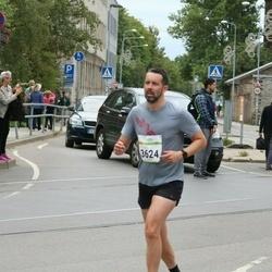 Tallinna Maraton - Matthew Hyde (3624)