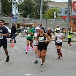 Tallinna Maraton - Marge Nõmm (605)