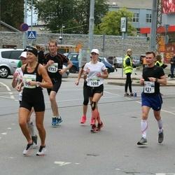 Tallinna Maraton - Kristine Mets (1098)