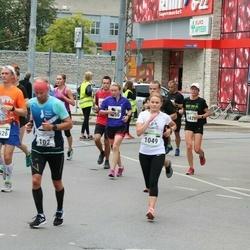 Tallinna Maraton - Janne Saarnilehto (102), Triin Lumiste (1049)