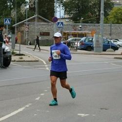 Tallinna Maraton - Kaido Kuusk (1463)