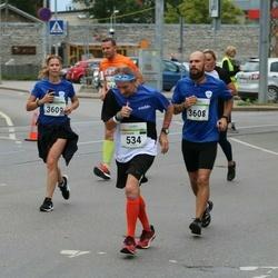 Tallinna Maraton - Aleksandr Baranov (534), Alex Klisevits (3608)
