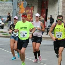 Tallinna Maraton - Pekka Olavi Myllylä (526), Adam Popp (719)