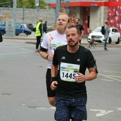 Tallinna Maraton - Christoph Huebner (1445)