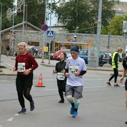 Tallinna Maraton - Agnes-Gertrud Aavaste (1289)