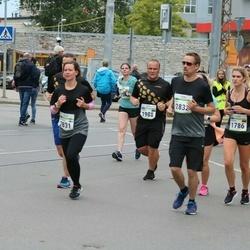 Tallinna Maraton - Anni-Maria Kauppila (2831), Ilkka Lähtinen (2832)