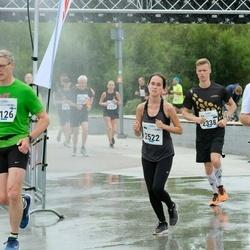 Tallinna Maraton - Clem. Mertens (1157), Timo Marttinen (2126), Vahur Lepik (2338), Birgitti Pilvet (2522)