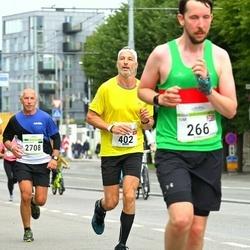 Tallinna Maraton - Fabian Fischer (402), Alexander Komshin (2708)