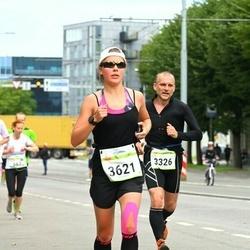 Tallinna Maraton - Sergey Karavaev (3326), Anna Zakharova (3621)