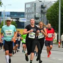 Tallinna Maraton - Abby Gottermeyer (2726), Kaido Maasen (3288)