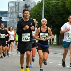 Tallinna Maraton - Rainer Olbri (1147), Anneli Tammiksalu (1797)