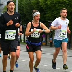 Tallinna Maraton - Rainer Olbri (1147), Krzysztof Lis (1260), Anneli Tammiksalu (1797)