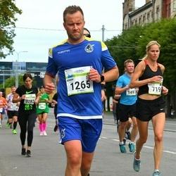 Tallinna Maraton - Mari-Liis Liipa (719), Adam Culliford (1265)