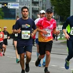 Tallinna Maraton - A. Hakim Laghmouchi (556), Kurmo Roosimäe (2479)