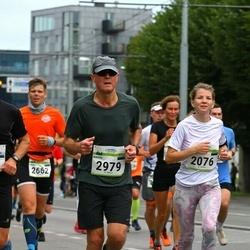 Tallinna Maraton - Anna Tolstoukhova (2076), Raivo Alandi (2979)
