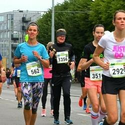 Tallinna Maraton - Anna Korsvik (562), Vesa Kurki (1356)