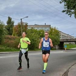 Tallinna Maraton - Arles Taal (183), Martin Murre (194)