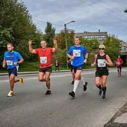 Tallinna Maraton - Kätlin Aasmaa (304), Krister Randver (381), Aleksandrs Sokolovs (452), Andris Trups (1454)