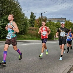 Tallinna Maraton - Marek Tõnismäe (147), Christian Gunnarsson (186), Ahto Rähn (476)
