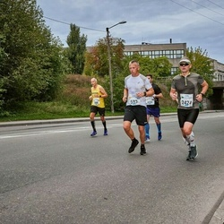 Tallinna Maraton - Ando Hermsalu (593), Eddi Joost (2424)