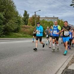Tallinna Maraton - Margo Siimumäe (357), Boris Fedotov (676), Reigo Siimumäe (692)