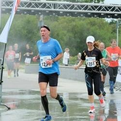 Tallinna Maraton - Jens Schlosser (1231), Anna Vierinen (1351)