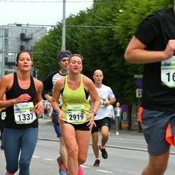 Tallinna Maraton - Samantha Zanon (1337), Anita Fišere (2919)