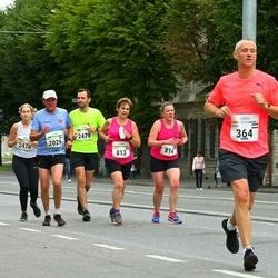 Tallinna Maraton - Lesley Moffat (813), Rhona Hedley (814), Reijo Auranen (2026), Ander Avila (2479)