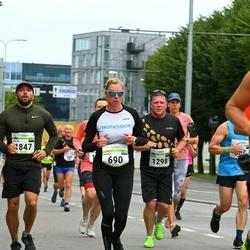 Tallinna Maraton - Annika Veimer (690), Hargo Arulaane (1298)