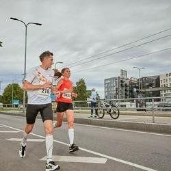 Tallinna Maraton - Igor Morozov (218), Bret Schär (3459)
